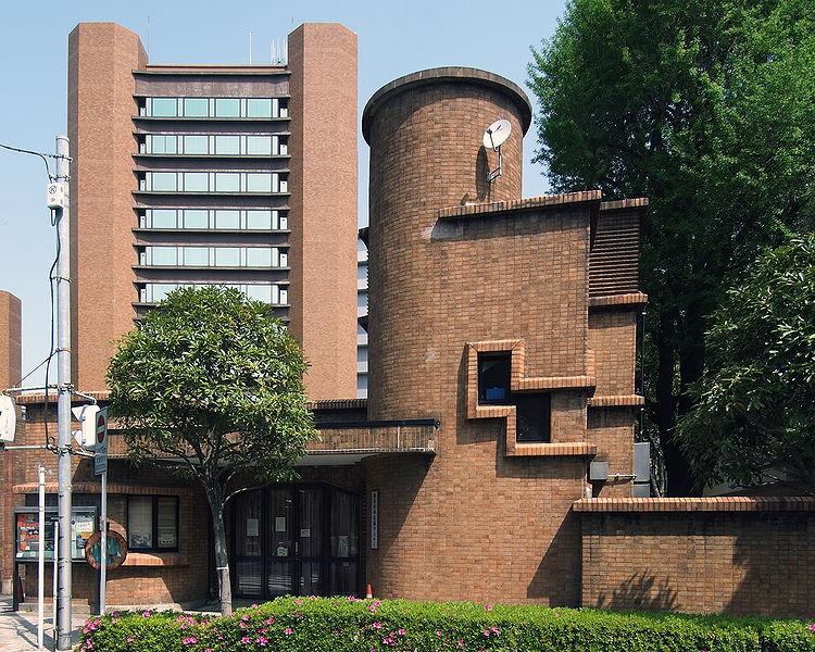 Uniwersytet Tokijski (Fot.Wiiii, wikipedia.org)