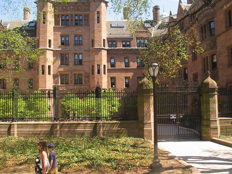 Uniwersytet Yale (Fot.GK tramrunner229, wikipedia.org)